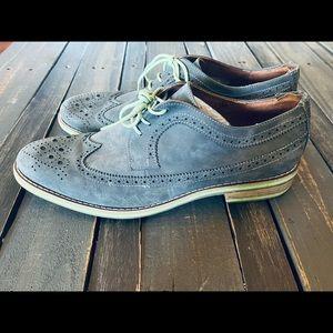 Men's J.D. Fisk Suede Shoes
